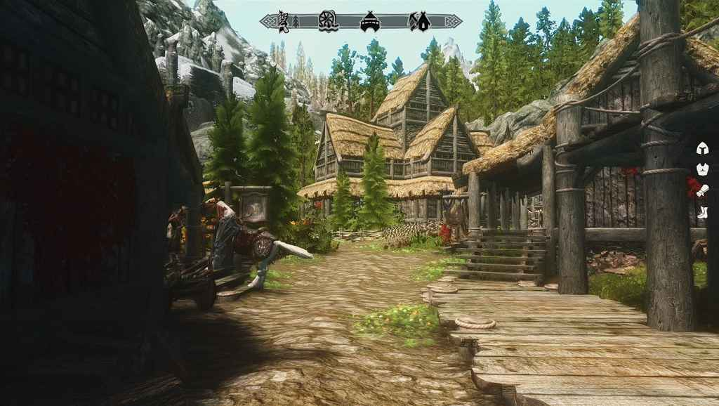 Мод Skyrim — K ENB Pure Light