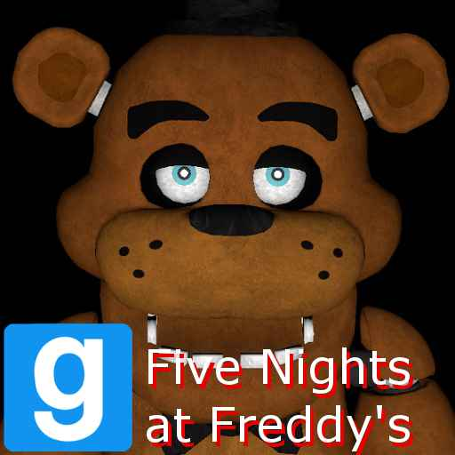 Мод Garrys mod 13 — Five Nights at Freddy's NPCs / ENTs
