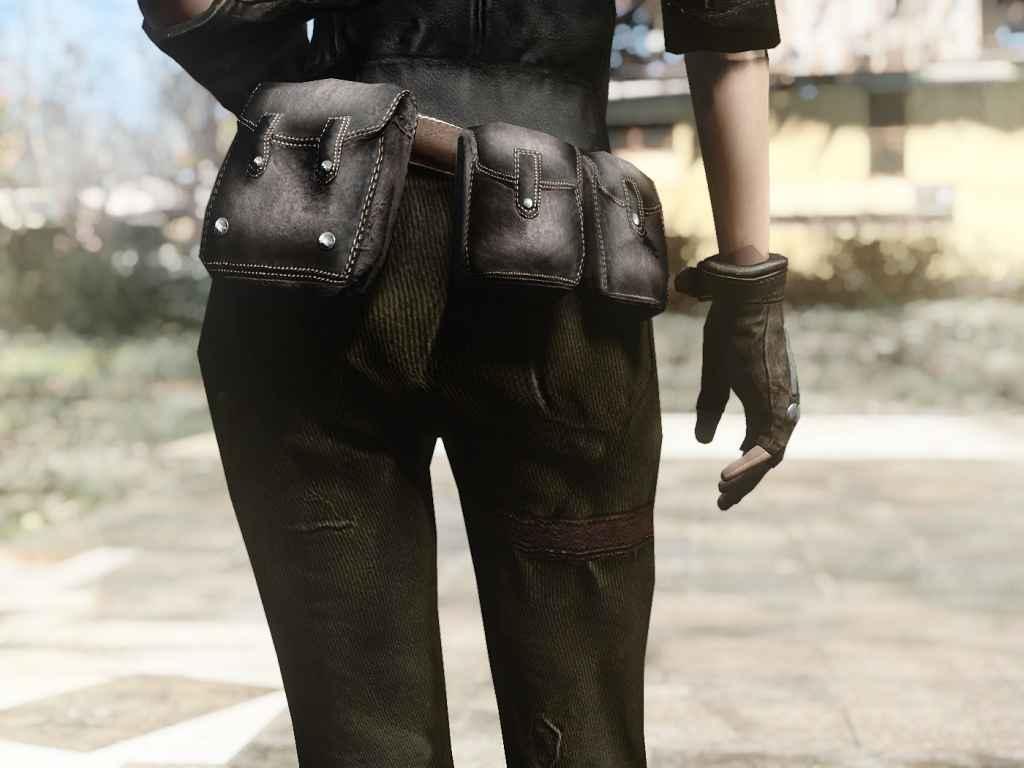 Мод Fallout 4 — Высококачественная броня Келлога