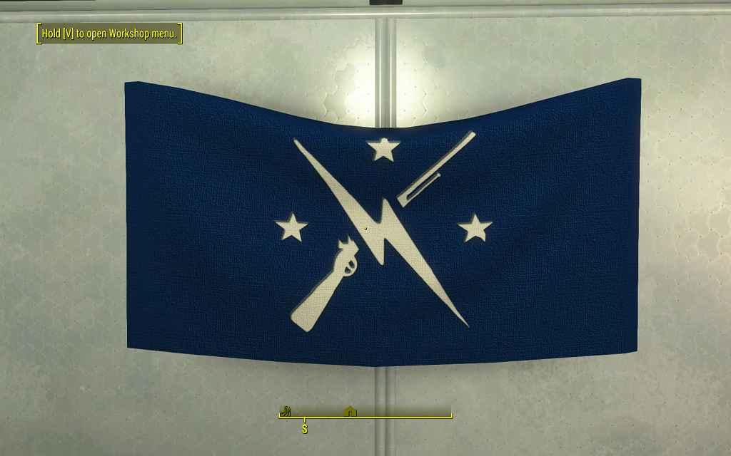 Мод Fallout 4 — Улучшенные флаги фракций
