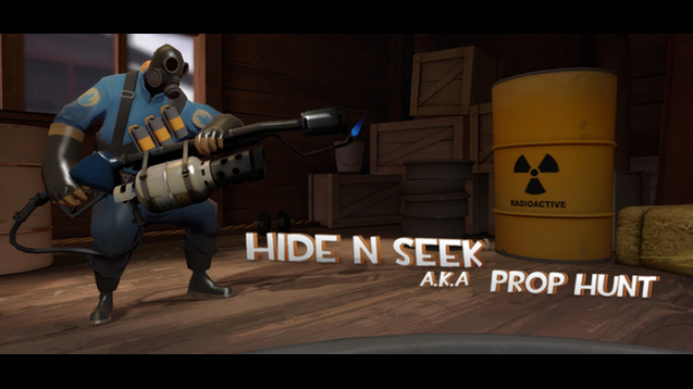 Мод Garry's Mod — Prop Hunt (Hide'n'Seek) — Original