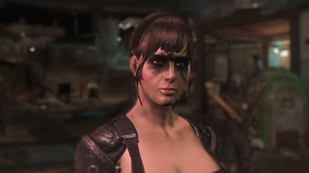 Мод Fallout 4 — Татуировка Quiet