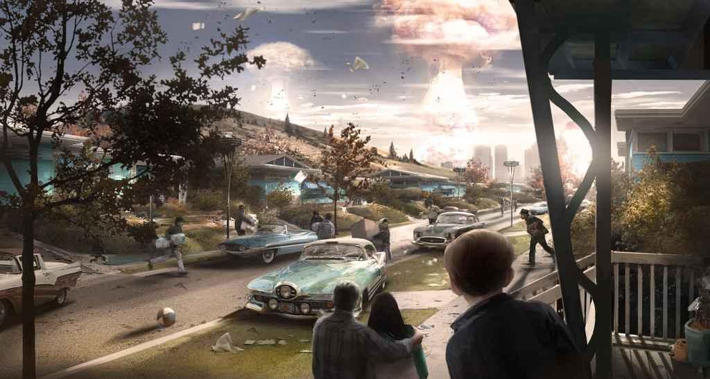 Fallout 4 — Предметы больше не респаунятся