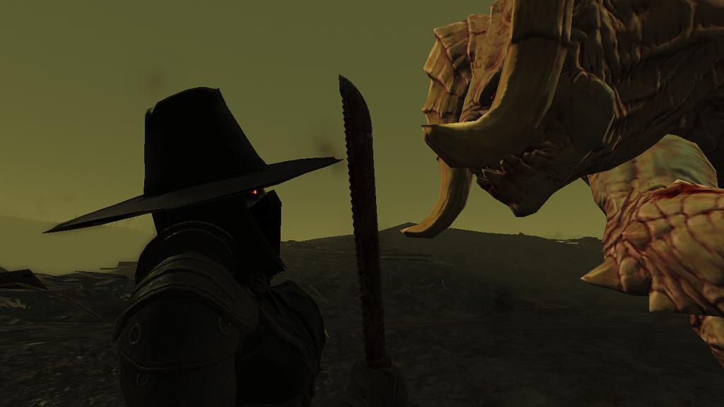 Мод Fallout 4 — Красный плащ и Шляпа лорда Вампиров