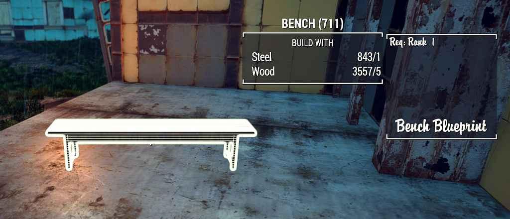 Мод Fallout 4 — Чертежи для системы строительства