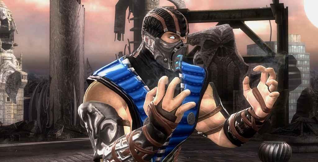 Mortal Kombat Complete Edition — Саб-Зиро из Mortal Kombat X
