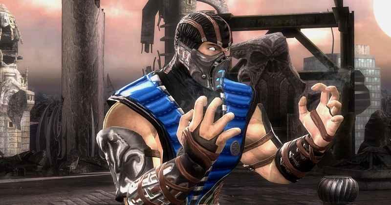 Новый костюм Саб-Зиро из MK X для Mortal Kombat Komplete