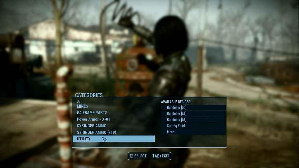 Fallout 4 — Патронташ