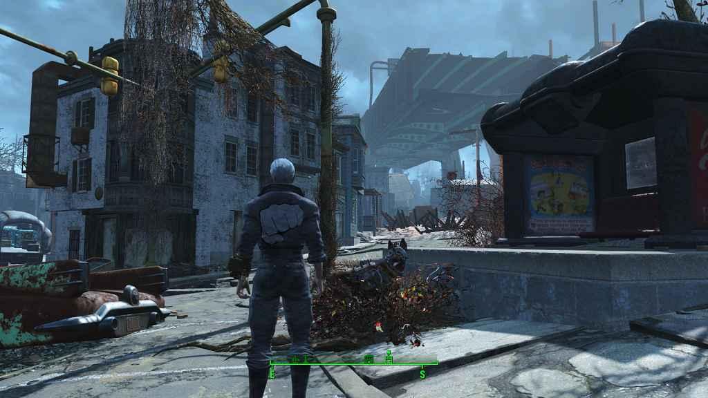 Мод Fallout 4 — Коллекция новых комбинезонов