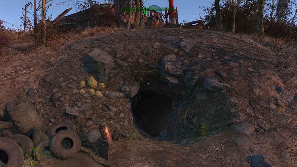 Мод Fallout 4 — Камуфляжные комбинезоны