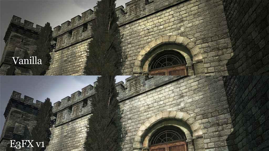 Мод Dragons Dogma — E3FX Reshade