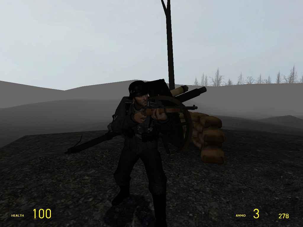 Garry's Mod 13 — Оружие Первой Мировой