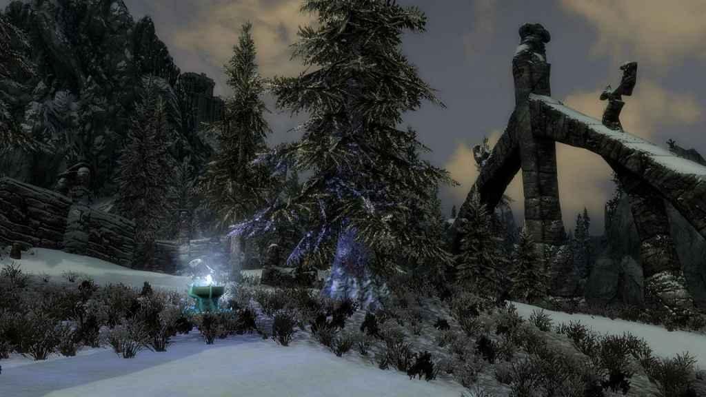 Мод Skyrim — Зло над Йотунхеймом / The Shroud of Jotunheim