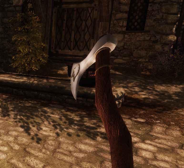 Мод Skyrim — Ульвелик