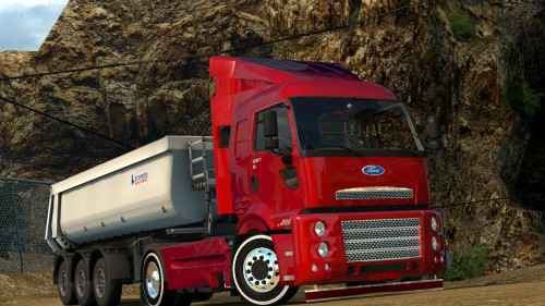 ETS 2 — Ford Cargo 1838T E5