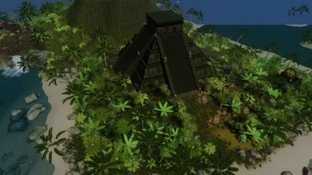 Skyrim — Таинственный остров Перевод Обновлен