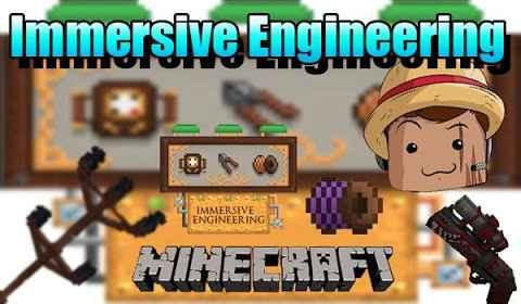 Мод Minecraft — Новые инженерные блоки