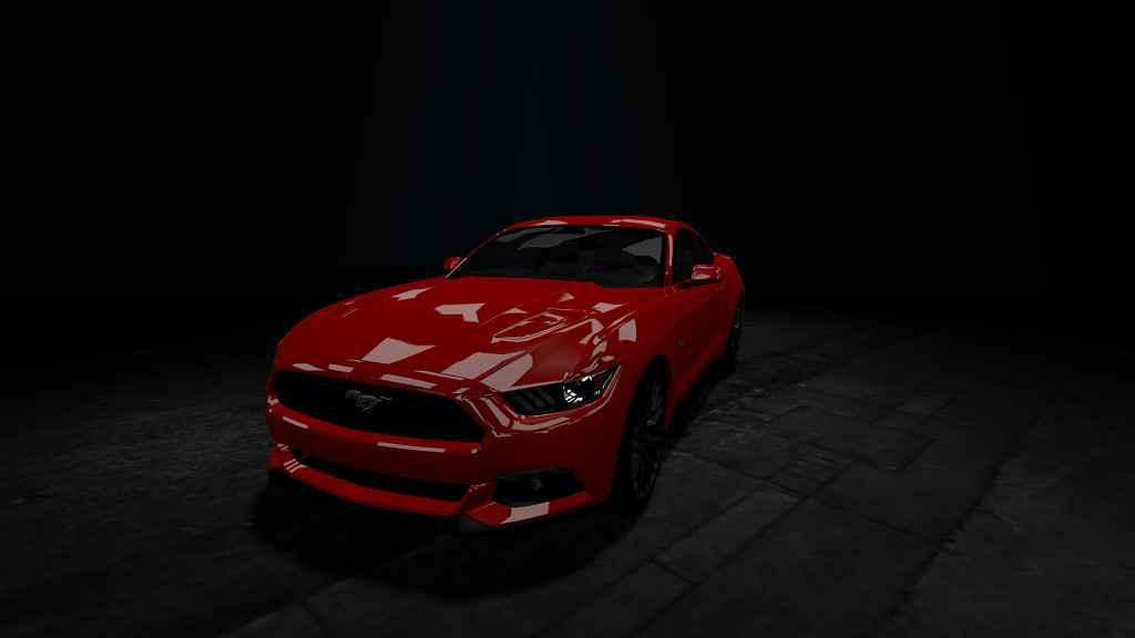 Мод Garry's Mod 13 — Автомобиль Ford Mustang GT 2015
