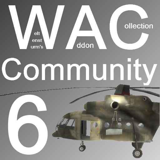 Мод Garry's Mod 13 — WAC Community 6