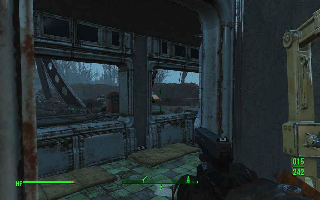 Мод Fallout 4 — Глок 20