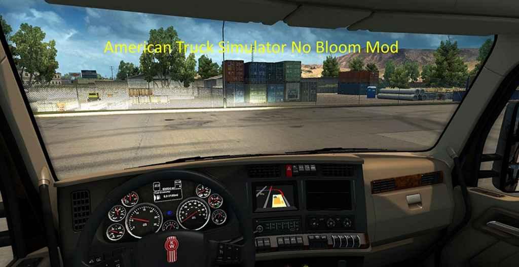 Мод ATS — Графическое улучшение — HDR вместо Bloom