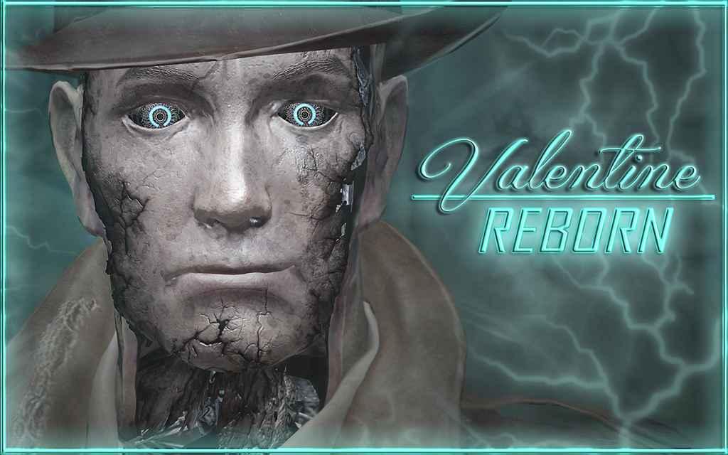 Мод Fallout 4 — Перерождение Ника Валентайна