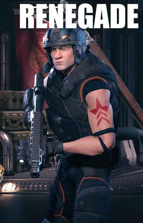Мод XCOM 2 — Новые татуировки из Mass Effect