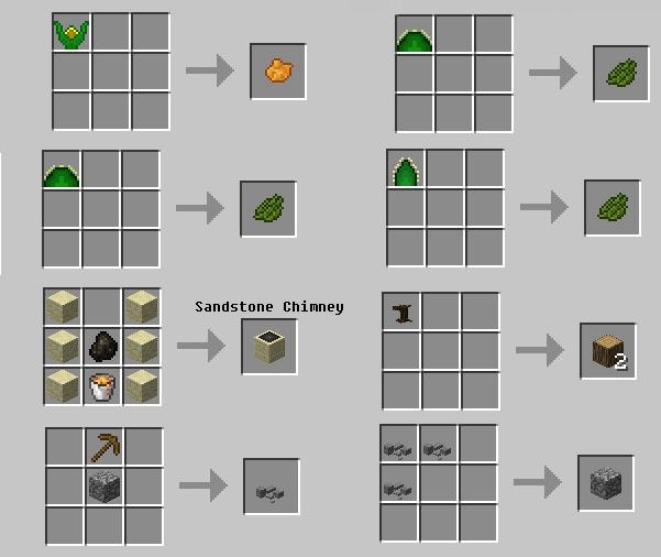 Minecraft — Обитаемые пустыни