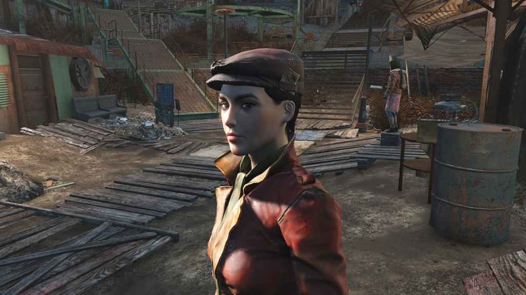 Мод Fallout 4 — Любимая Пайпер