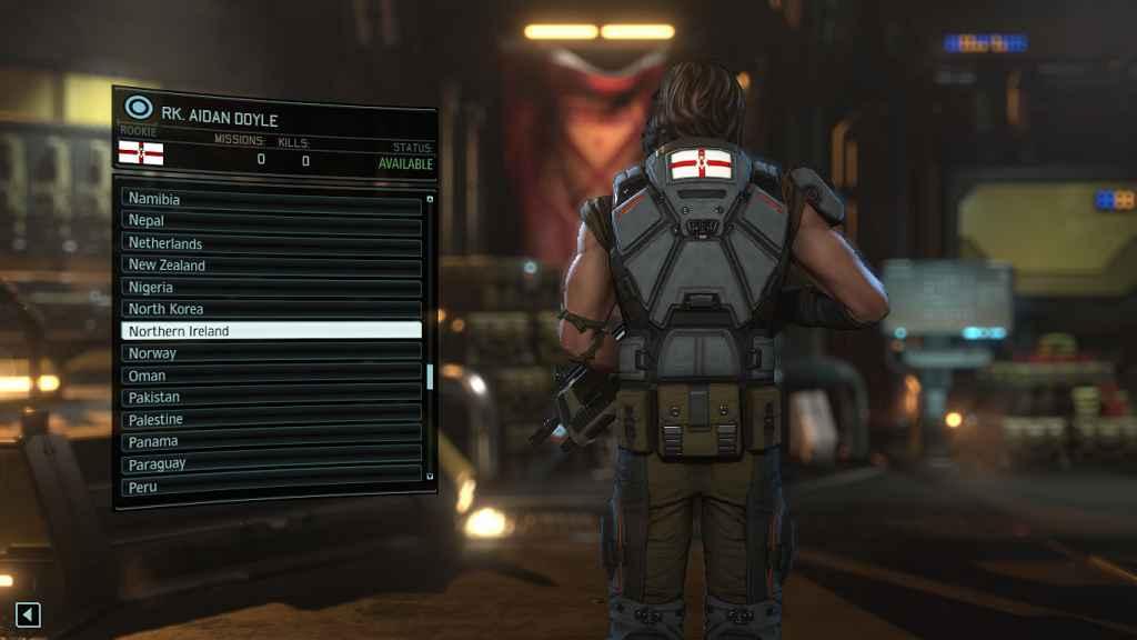 Мод XCOM 2 — Множество новых национальностей