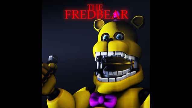 Мод Garry's Mod 13 — [FNAF4] FredBear