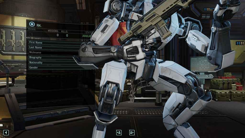 Мод XCOM 2 — Играбельный мех ADVENT