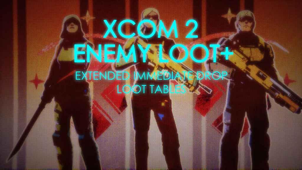 Мод XCOM 2 — Лут с убитых врагов