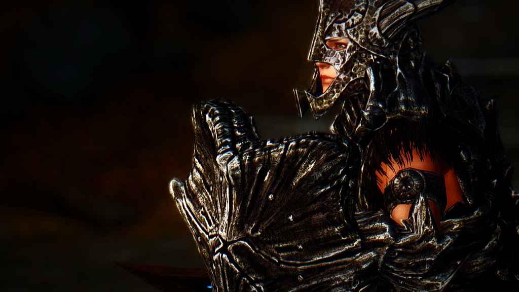 Мод Skyrim — Тёмная Скорбь