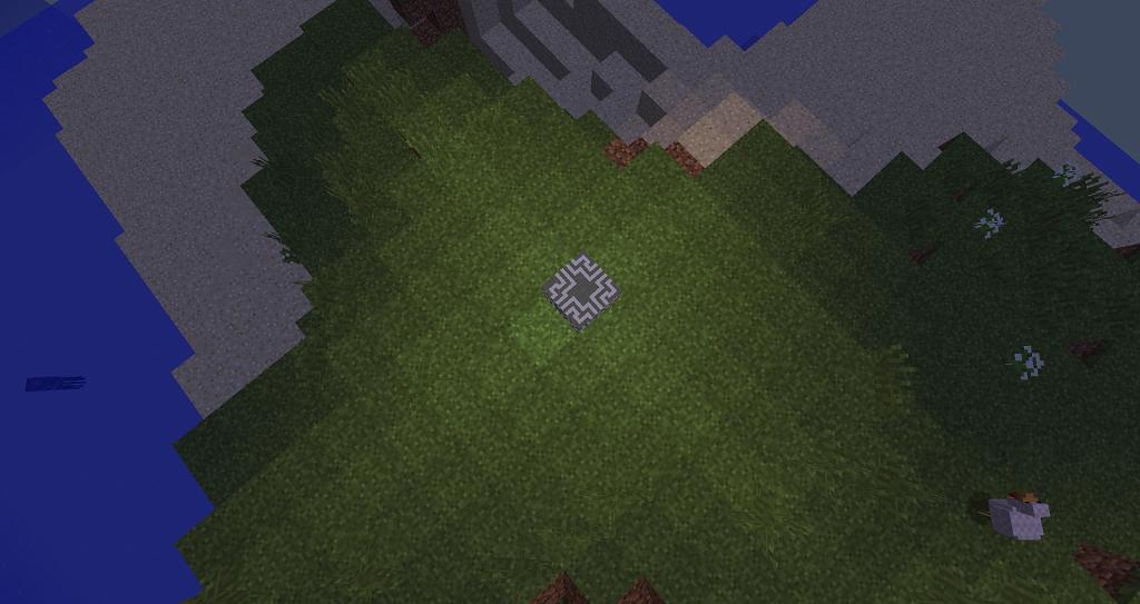 Мод Minecraft — Adcancescenery v0.0.1