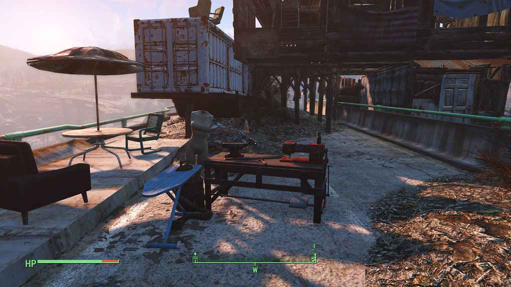 Мод Fallout 4 — Ткацкий Станок