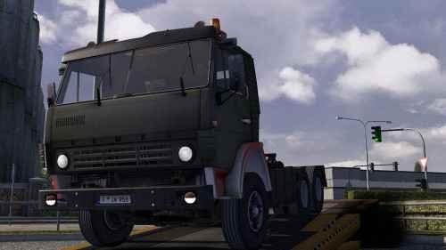 ETS 2 — КАМАЗ-5410