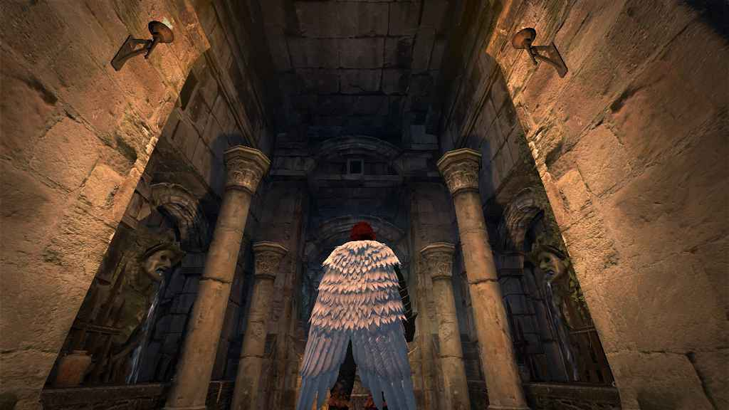 Dragon's Dogma — Реплейсер Ангельских Крыльев