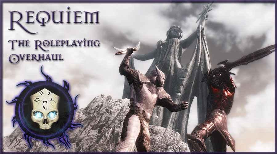 Мод Skyrim — Айлейдская Цитадель