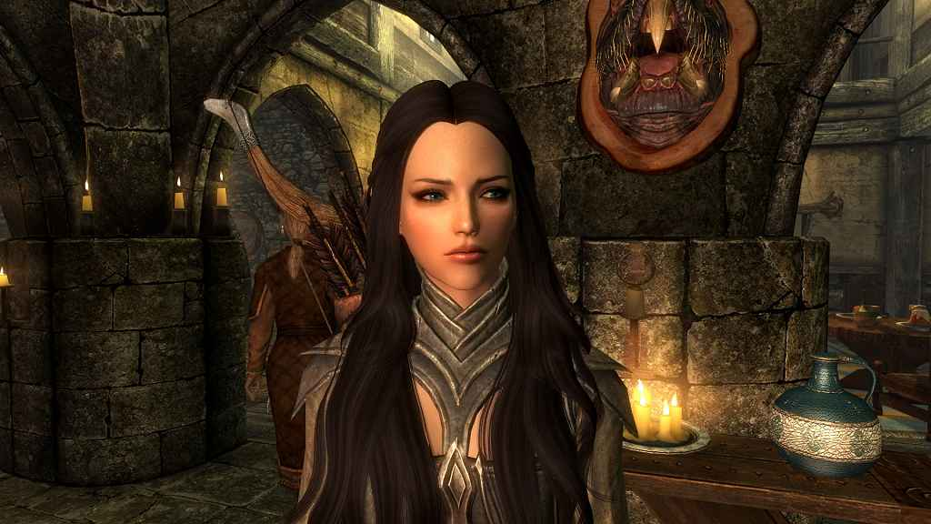 Мод Skyrim — Артемисия Чернокнижник (Artemisia Dark Apprentice)