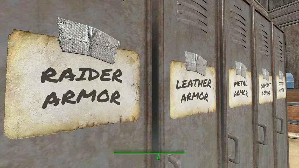 Мод Fallout 4 — Стикеры на контейнеры