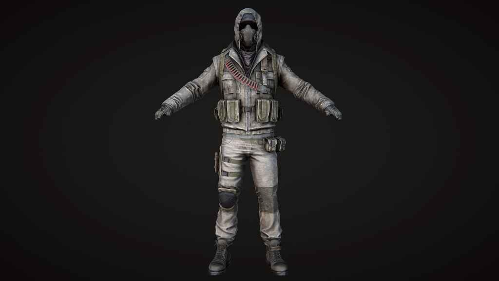 Мод Fallout 4 — Одежда мятежника
