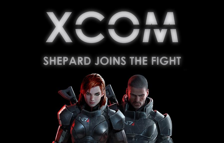 Модификация XCOM 2 — Голосовой пакет Шепарда
