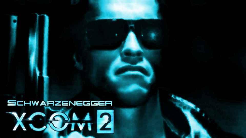 Мод XCOM 2 — Голос «Железного Арни»
