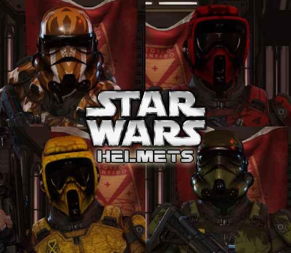 Модификация XCOM 2 — Шлемы из Star Wars