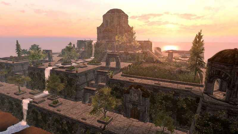 Мод Skyrim — Поиски Висящих Садов Обновлено до версии 1.2