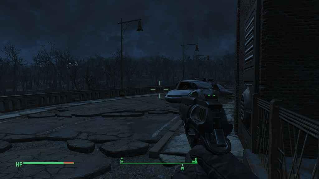 Мод Fallout 4 — Более темные ночи