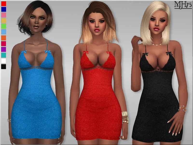 Мод Sims 4 — Naughty But Nice