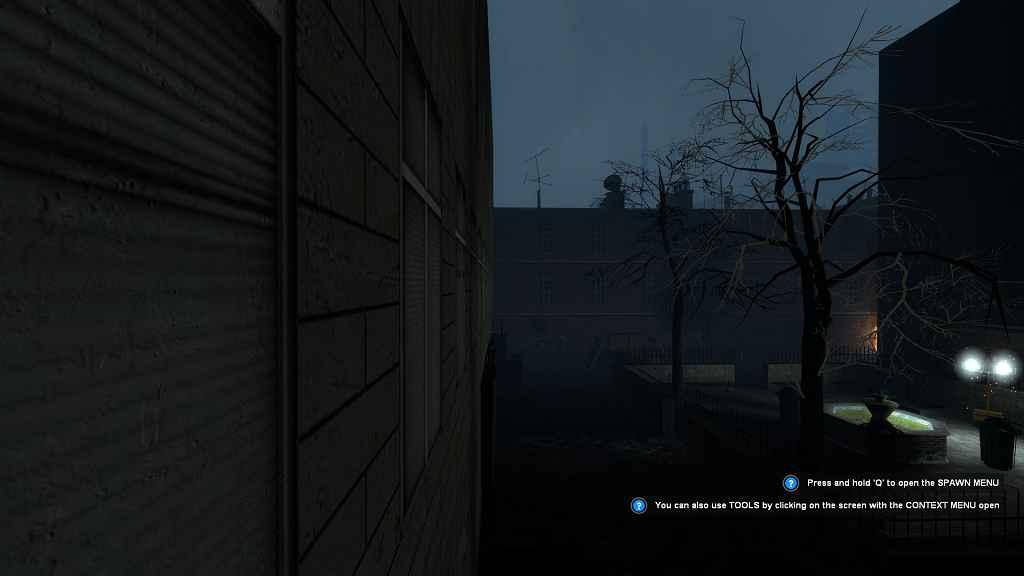 Мод Garrys mod 13 — gm_zombiecity — карта для режима песочницы / выживания