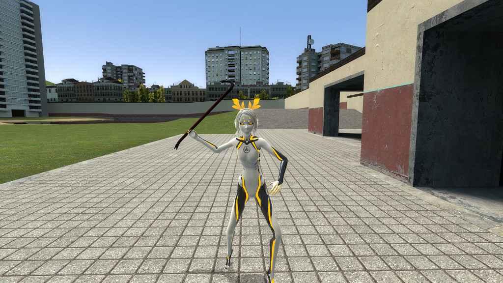 Garrys mod 13 — Phosphorescent Rin